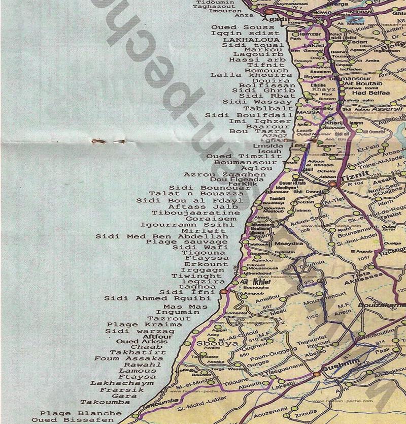 Les grottes marocaines au présent