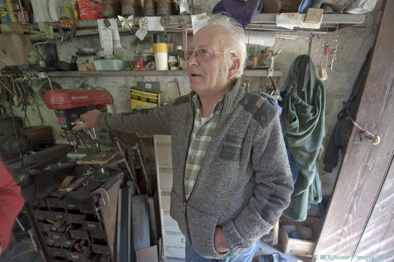 André Petit, homme de Loire