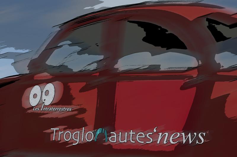 Troglo'news! dernière minute.