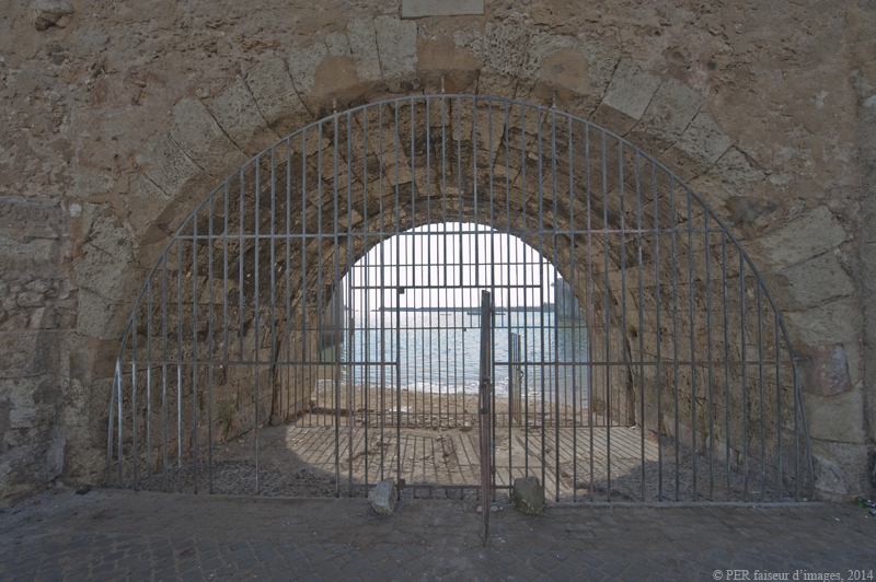 La citerne souterraine d'El Jadida