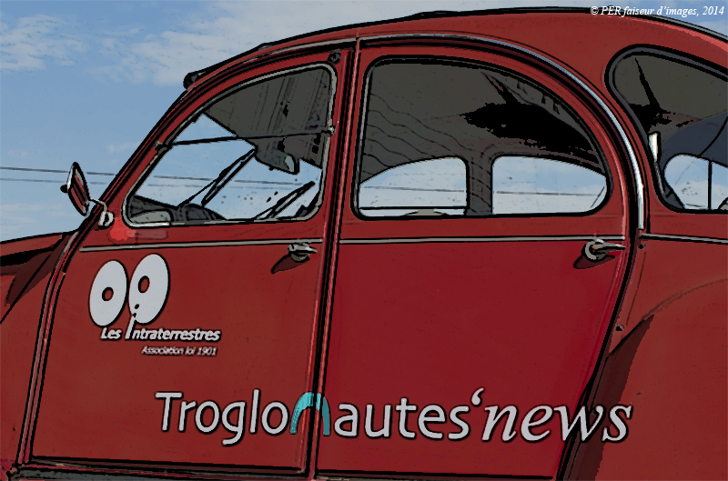 Troglonautes News, 16-9-14