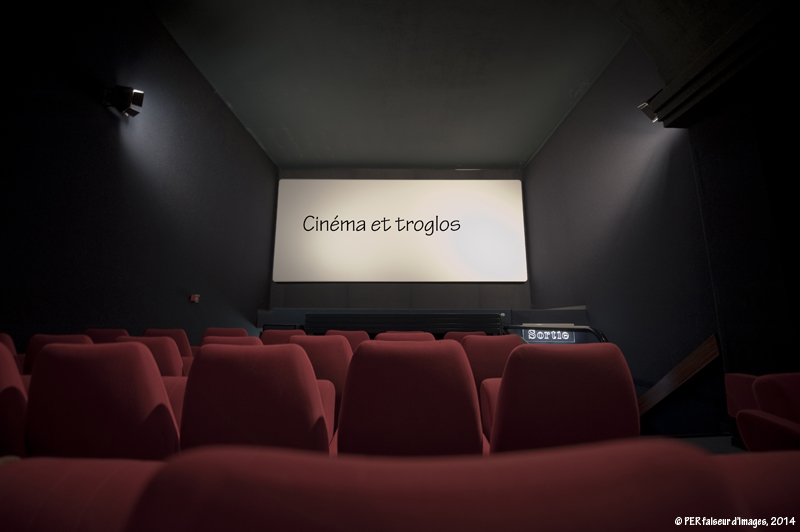 Troglos et cinéma…