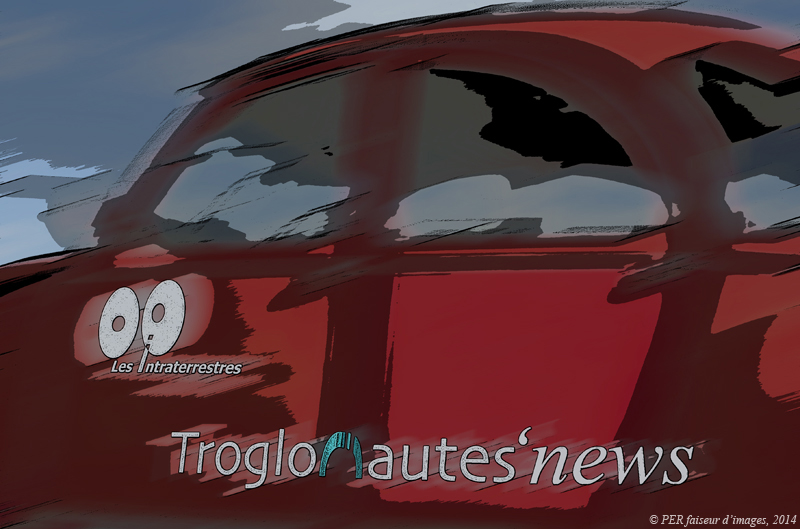 Troglonautes News, 16-10-14