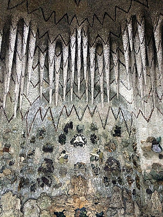 la grotte de Ascott Place