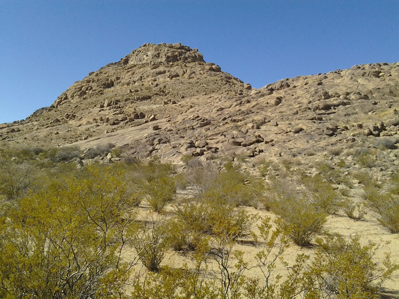 Lucero Peak : (http://southernnewmexicoexplorer.blogspot.fr)