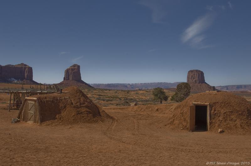 Des Anasazis aux Navajos