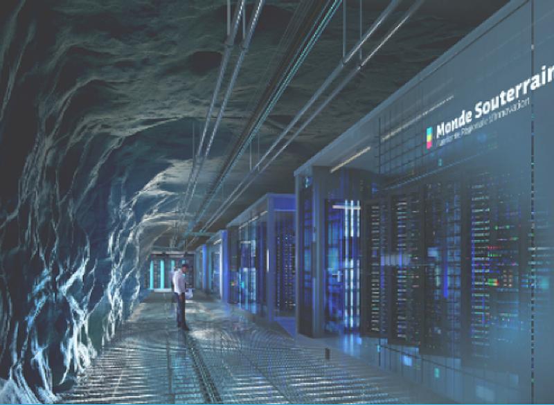 Troglos du futur :  datacenter ?