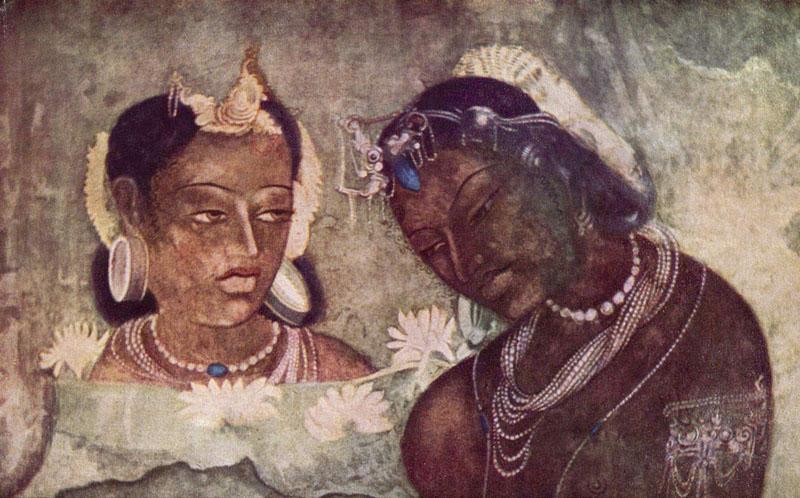 Ajantâ, aux sources du  bouddhisme indien