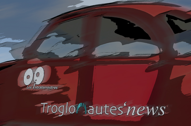Troglo news, 21 mai 2015