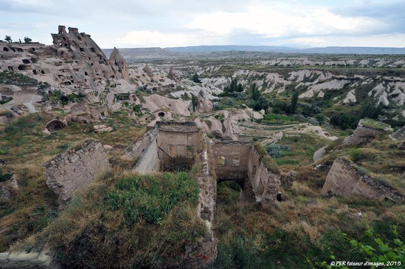 Cappadoce, religions et refuges
