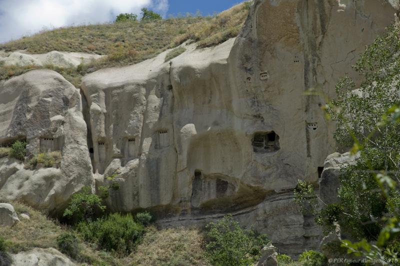 Cappadoce, la Vallée des Pigeons (1)