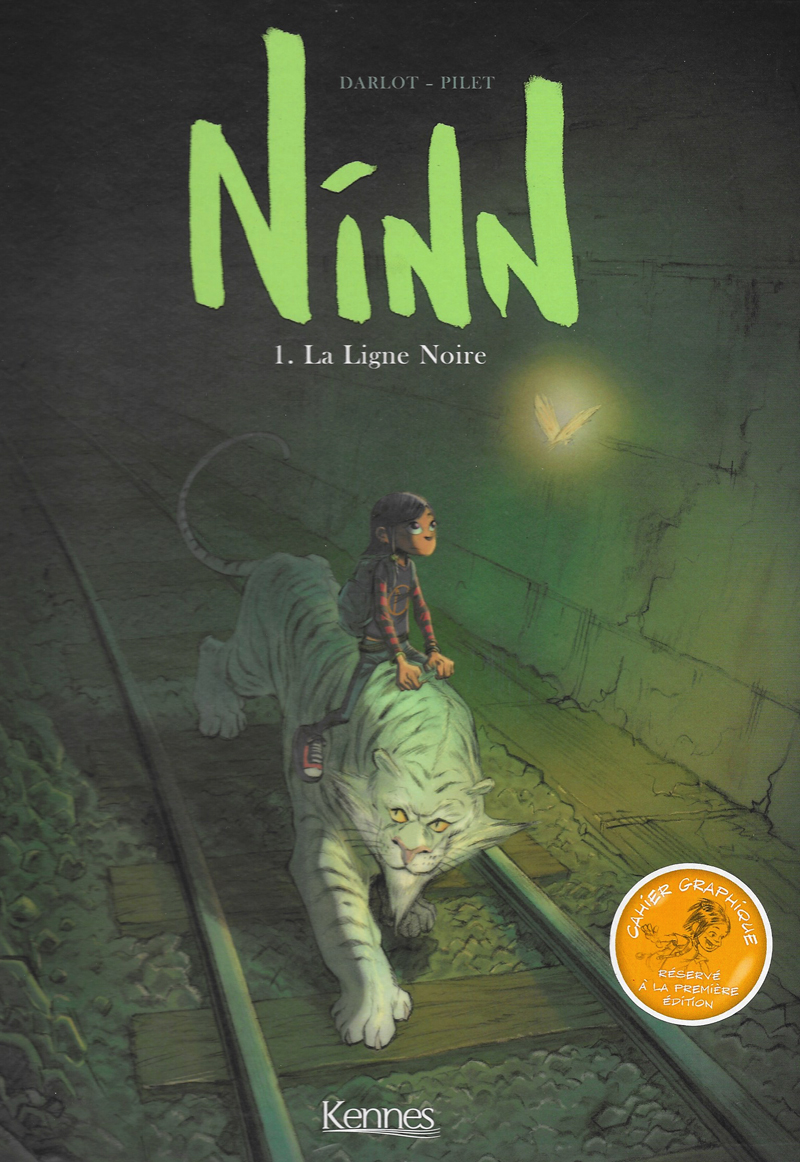 Métro et bande dessinée : Ninn