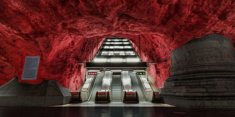 Bienvenue à Stockholm!
