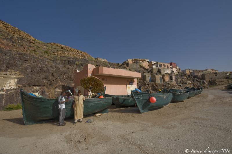 Sidi Boulfdail, troglos made in Marocco