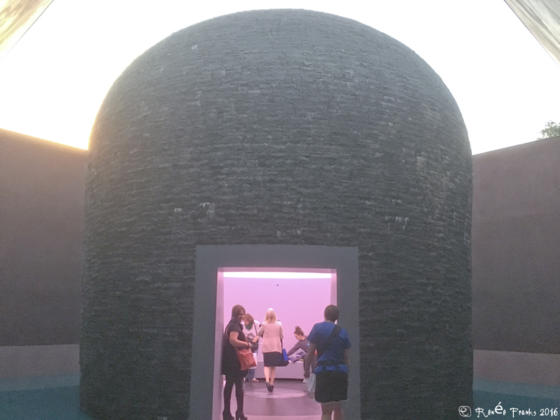 Sky spaces, JamesTurrell, Canberra, Australie