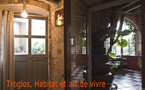 Troglos, habitat et art de vivre