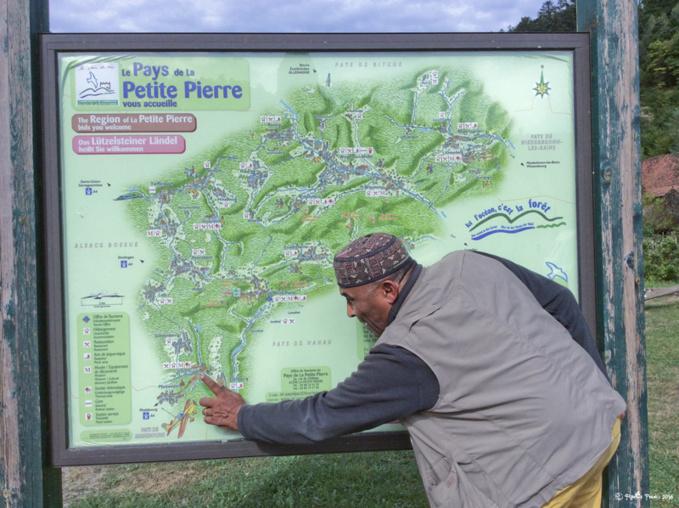 Du côté de Saverne : les Vosges gréseuses