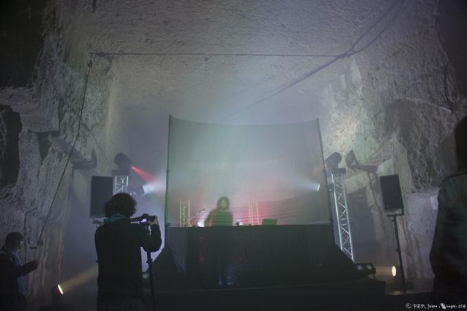 Ackerman, Hors cadre, en sous-sol