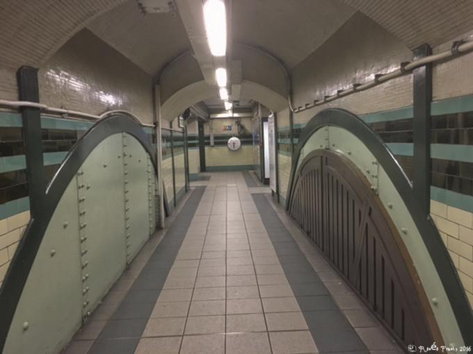 Underground, London