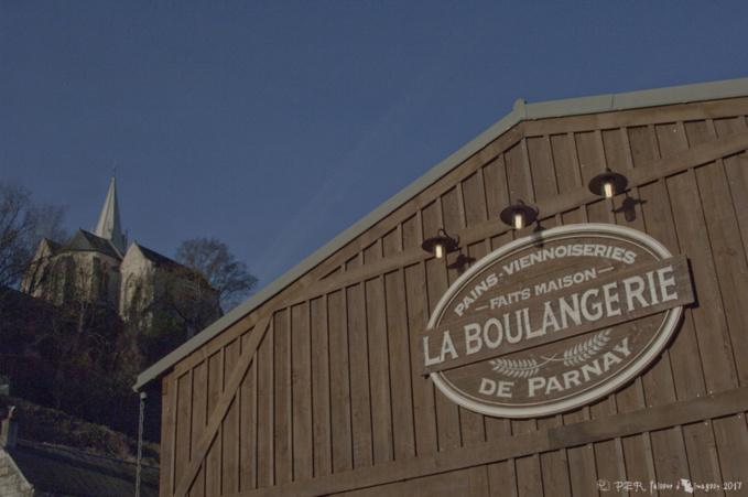 Château de Parnay: quoi de neuf?