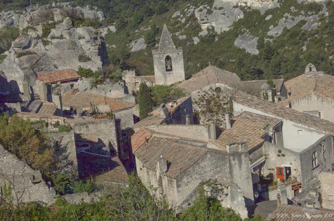 Provence, senteurs souterraines et matière
