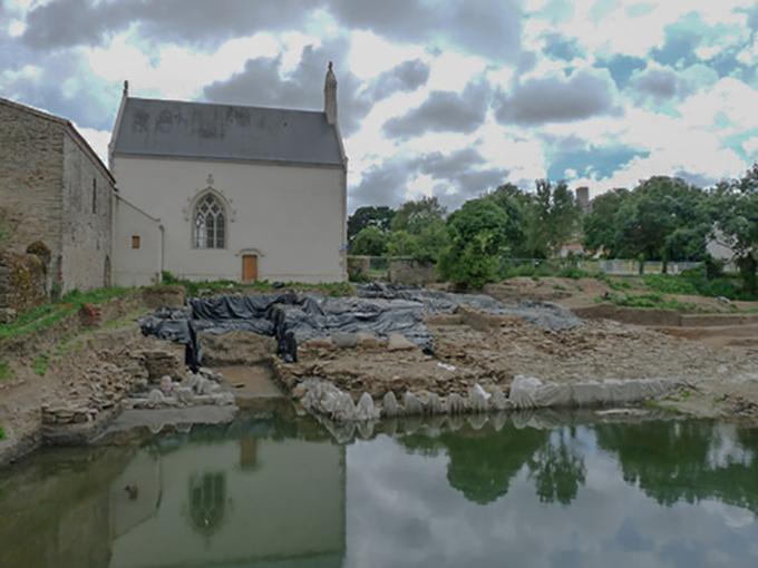 Nantes, Métropole, Rezé et sous-sol