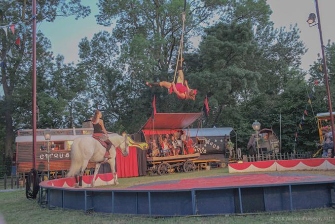Le Cirque, c'est Bidon