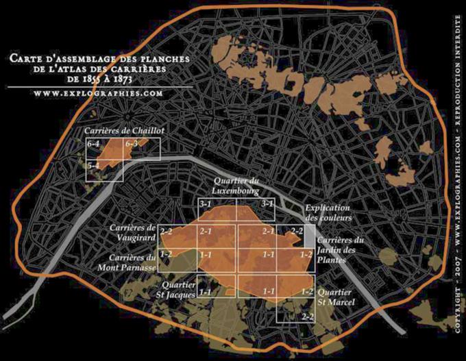 Paris, les vies souterraines