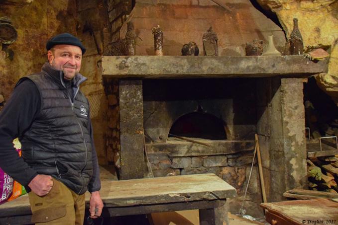 Marché de Noël en cave