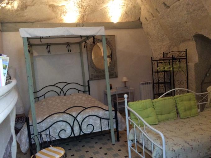 chambre sous roche