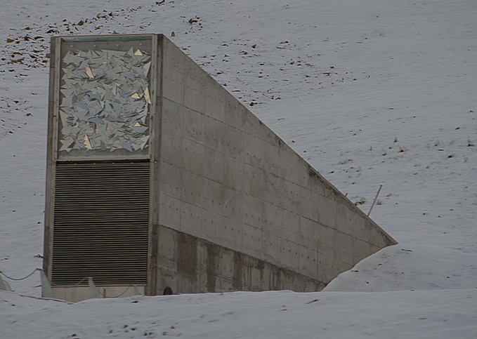Global Seed Vault, une arche de Noé végétale
