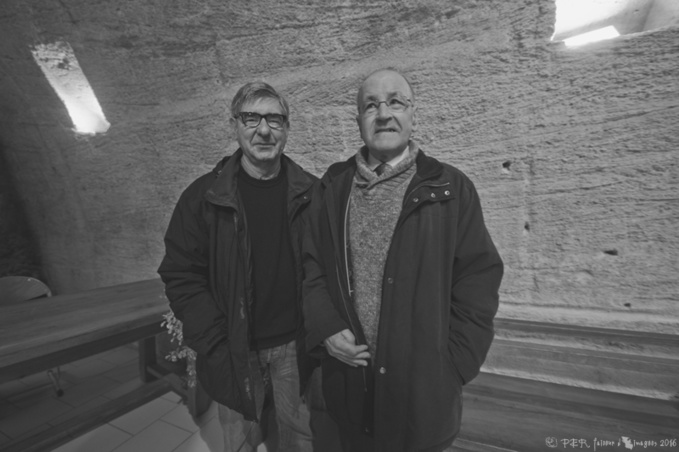 Gilles Guérif et Bernard Tobie