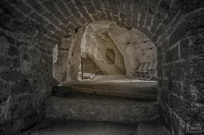 L'été en caves dans le Saumurois (1)