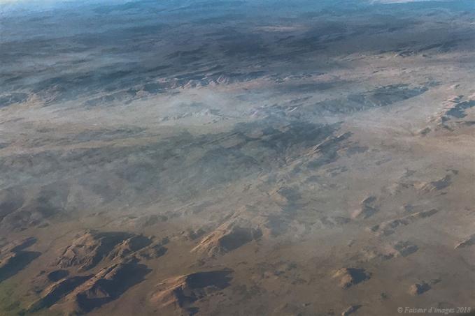 L'outback vu du ciel