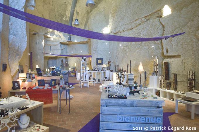 Salon des créateurs de bijoux, deuxiéme édition, Turquant