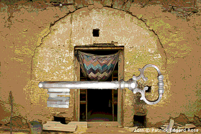 La clé du Troglo, Bertrand Ménard