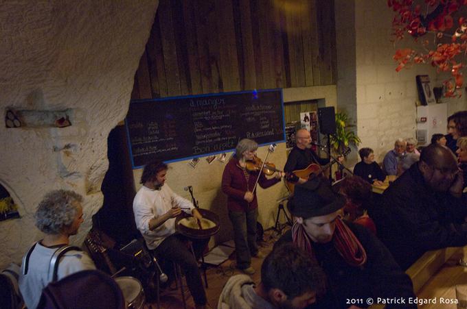 Musique en cave, 2. La Saint Patrick