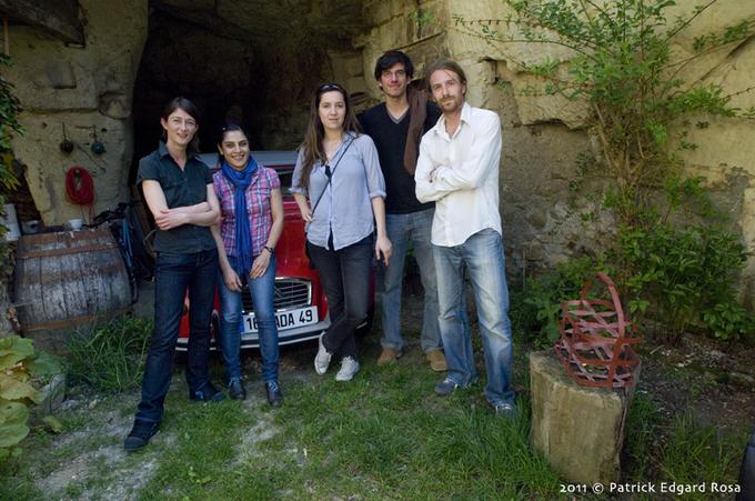 Stéphanie Vincent , Yamina Benahmed Daho, isabelle Duprez, Thomas Fourel , Olivier Jacquin.