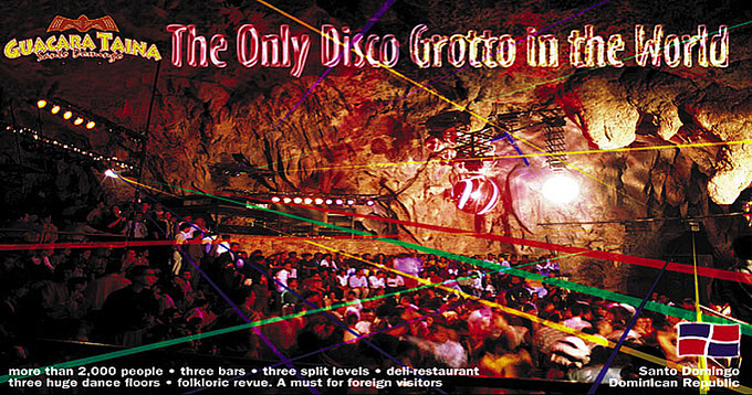 Nightclubs Deep in the Rock