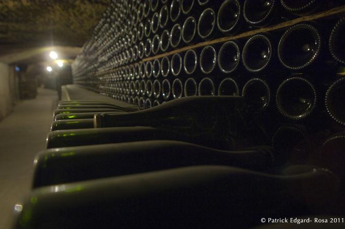 Saumur, de cave en cave  2 : les Caves Louis de Grenelle
