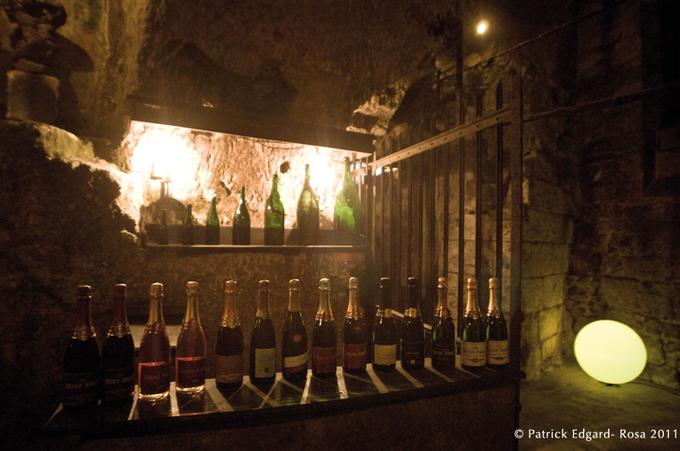 Saumur, de cave en cave  3 : Veuve Amiot, à la pointe du progrès