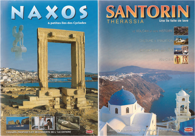 la Grèce des troglos