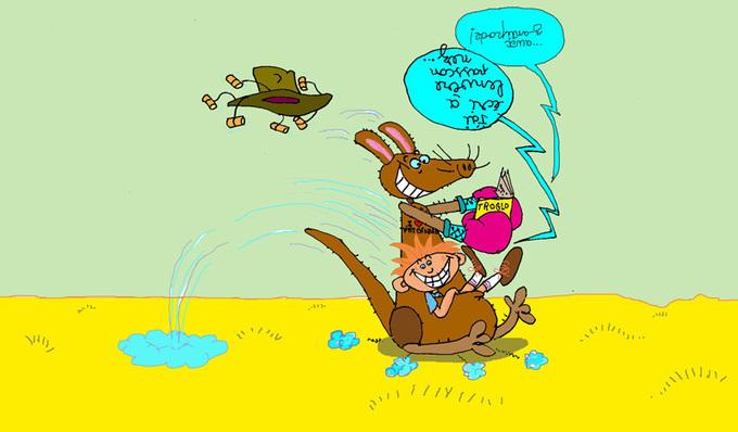 Voyage austral pour les troglonautes