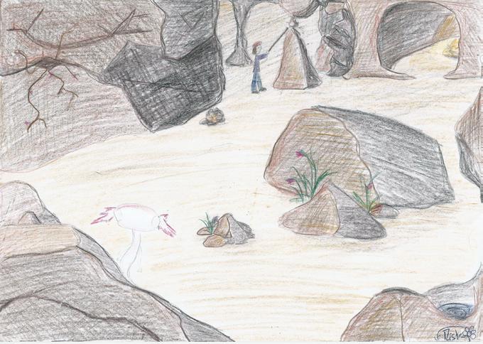 Y'a-t-il anguille sous roche?
