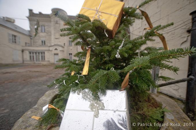 Noël en troglo, c'est à Parnay