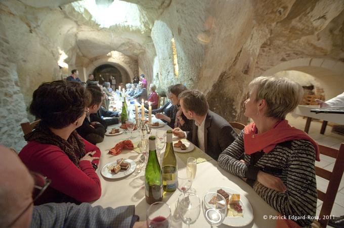 La cave communale de Rou-Marson