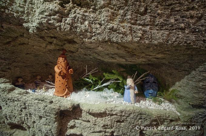 La Rose Bleue croit au Père Noël