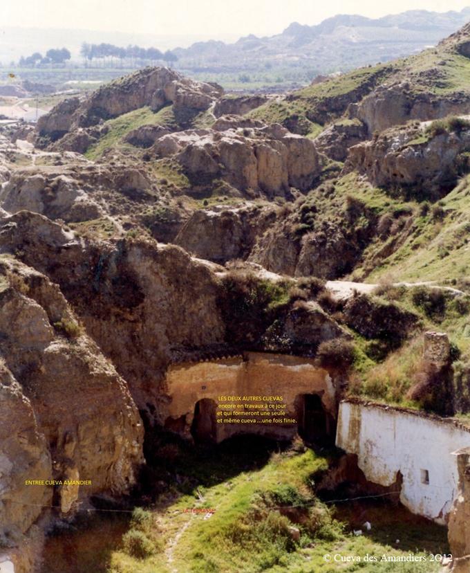 Une Cueva « coup de cœur »