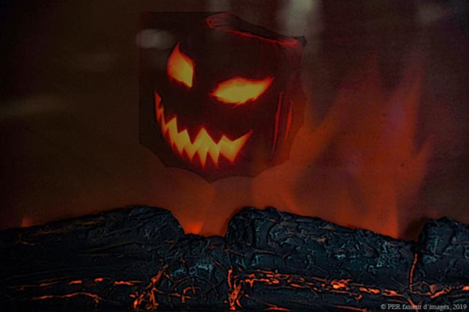 Allo ? Halloween ?