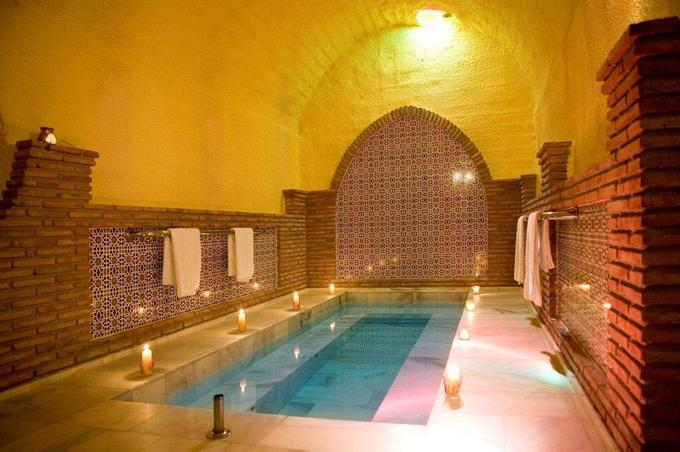 Des bains arabes en troglo…